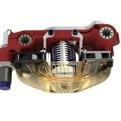 Diapositive1.jpg Télécharger fichier STL gratuit Remix conduits ventilos et centrage du bloc chauffant • Objet pour imprimante 3D, Z122