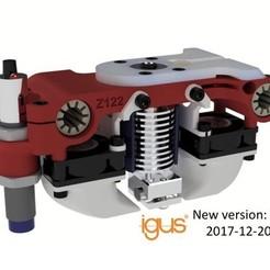 Diapositive1.jpg Télécharger fichier STL gratuit Tête compacte à 3 ventilateurs pour les imprimantes Dagoma DiscoEasy & DiscoVery 200 • Modèle imprimable en 3D, Z122