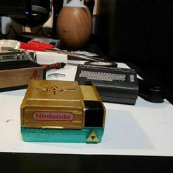 WhatsApp_Image_2017-09-05_at_08.51.02_4.jpeg Download free STL file MINI NES RASPBERRY PI3 LIMITED ZELDA • 3D printer model, syntonia