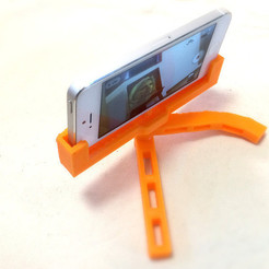 Free 3D printer file Industrial Punk's iPhone Steady Action, industrialpunk