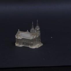 Descargar archivo STL gratis Sioux Falls Cathedral - Dakota del sur, USA • Diseño para imprimir en 3D, Cosomo3d