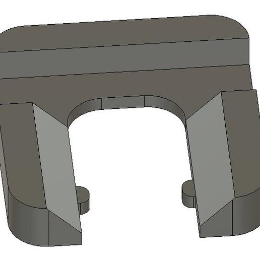clips_visiere_3dvarkestan.jpg Download free STL file Clips for 3DVerkstan Protective Visors • Template to 3D print, Fyx