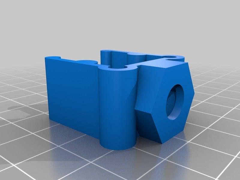 b1e22cad43c1f7503c7b23d5b3ef9bae.png Télécharger fichier STL gratuit 20/20 Porte-bobine et pince • Modèle pour imprimante 3D, LionFox