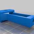 79449edccbaa8014a3d1c897a91658e2.png Download free STL file Minimal X axis for Prusa I3 Steel - 8mm leadscrew • 3D print model, LionFox
