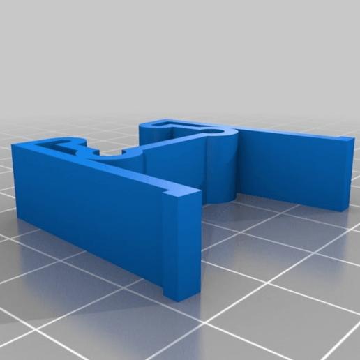 077109cc726d54de9515523217c35e95.png Télécharger fichier STL gratuit 20/20 Porte-bobine et pince • Modèle pour imprimante 3D, LionFox
