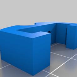 65fd0c7d9e6092e46ed66b843220a210.png Download free STL file Z endstop holder • 3D printing object, LionFox
