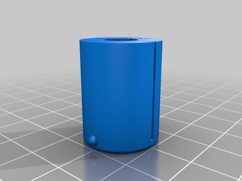 7b3f3003d51c5b479f09adab54adb255.png Download free STL file Bullet puller • 3D printable design, LionFox