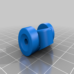 Download free 3D printing files Luger magazine bottom piece (square), LionFox