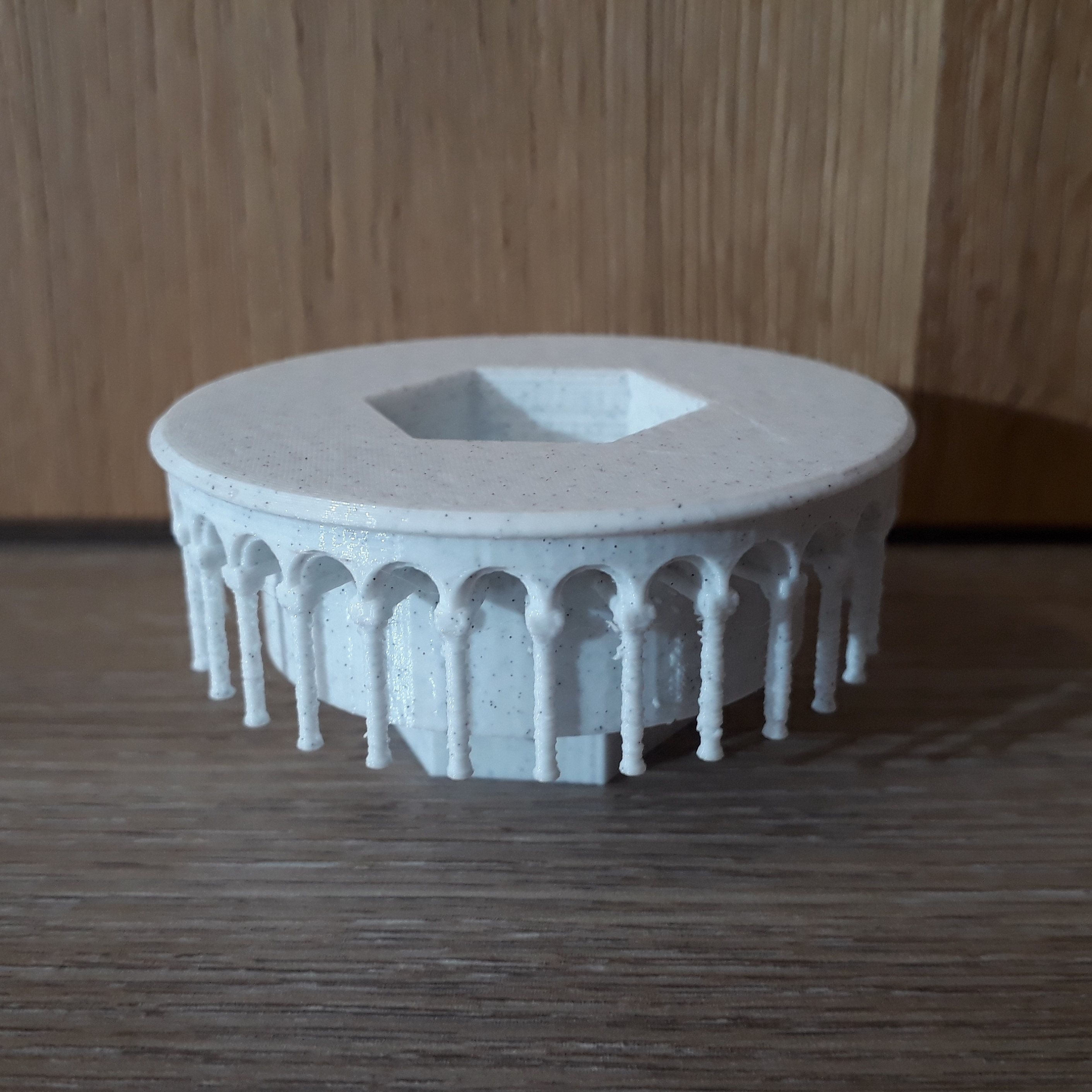 20200212_104159.jpg Download STL file Leaning Tower of Pisa • 3D printing object, Chrisibub