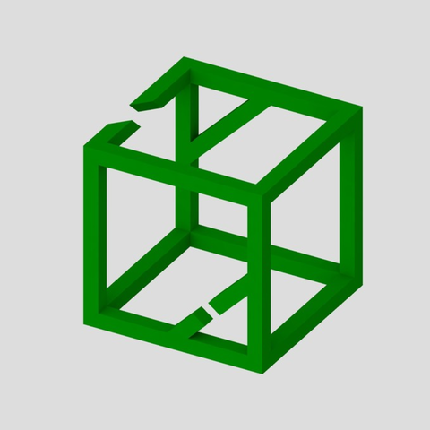 Capture d'écran 2017-04-12 à 14.46.39.png Télécharger fichier STL gratuit Impossible Cube 2 • Plan pour impression 3D, Chrisibub