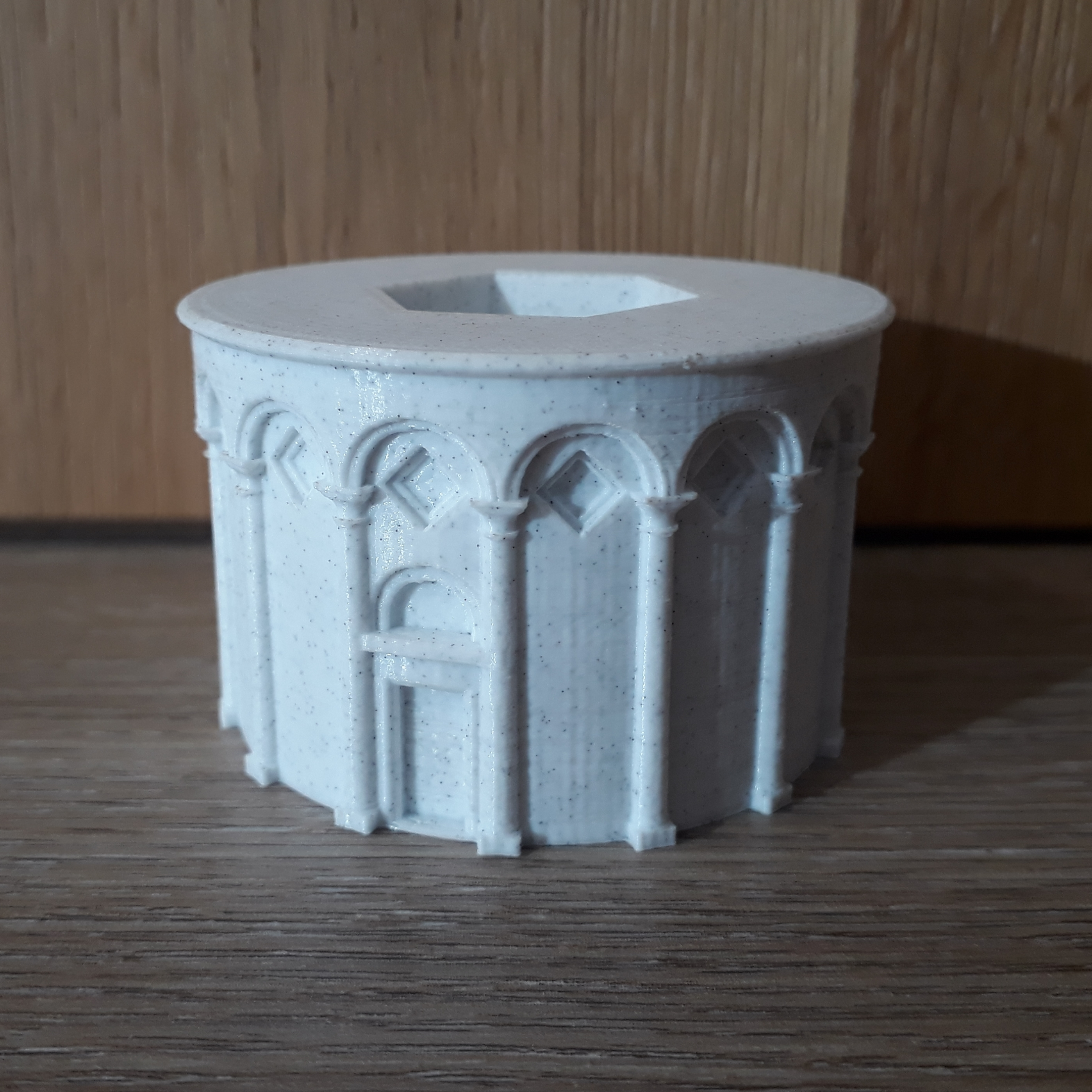 20200212_104147.jpg Download STL file Leaning Tower of Pisa • 3D printing object, Chrisibub