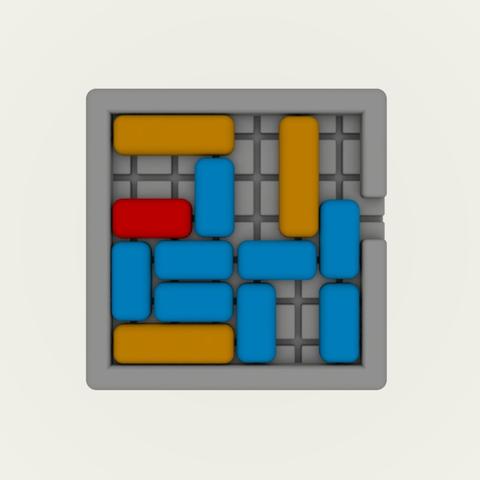 Capture d'écran 2017-04-12 à 14.55.30.png Télécharger fichier STL gratuit Unblock Board Game • Modèle pour impression 3D, Chrisibub
