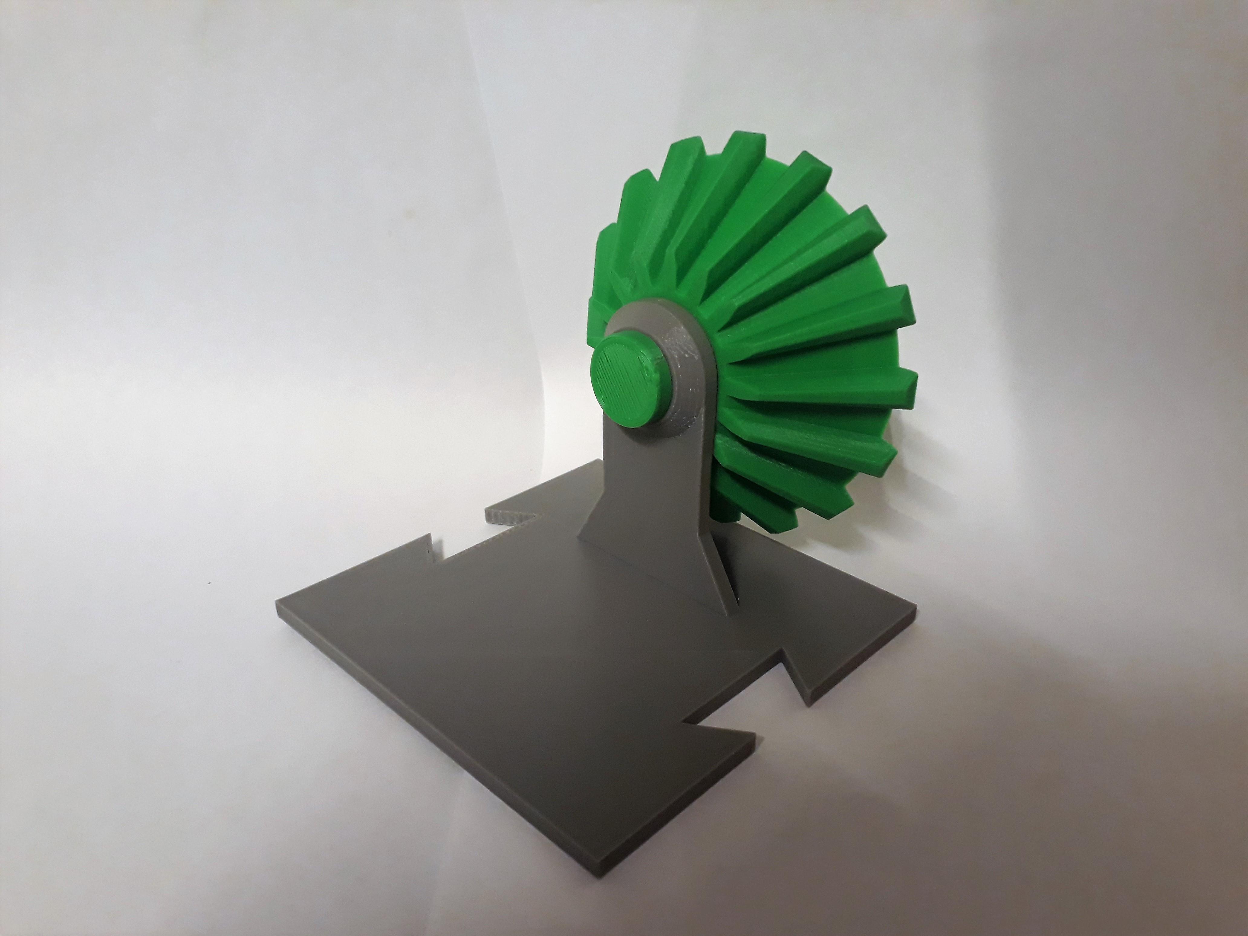 Clockwise Mechanism Connecting 6.jpg Download STL file Clockwise Mechanism • 3D printer model, Chrisibub