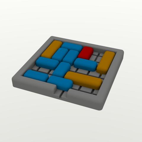 Capture d'écran 2017-04-12 à 14.55.24.png Télécharger fichier STL gratuit Unblock Board Game • Modèle pour impression 3D, Chrisibub