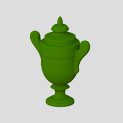 Download free STL file Trophy • 3D printer design, Chrisibub