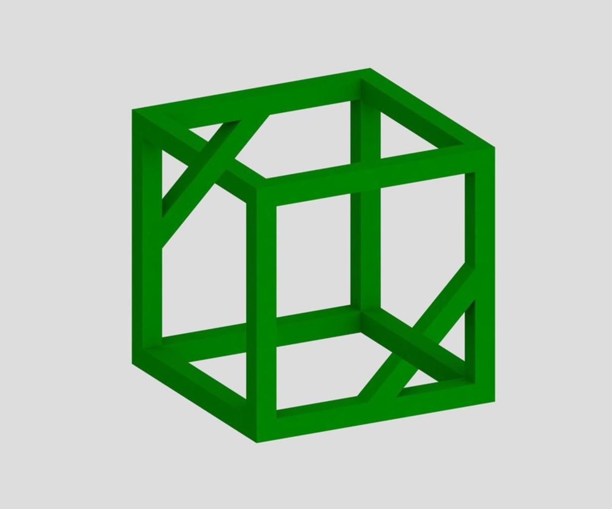 Capture d'écran 2017-04-12 à 14.46.28.png Télécharger fichier STL gratuit Impossible Cube 2 • Plan pour impression 3D, Chrisibub