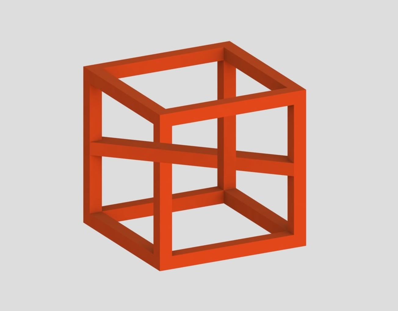 Capture d'écran 2017-04-12 à 14.48.34.png Télécharger fichier STL gratuit Impossible Cube 3 • Plan pour imprimante 3D, Chrisibub