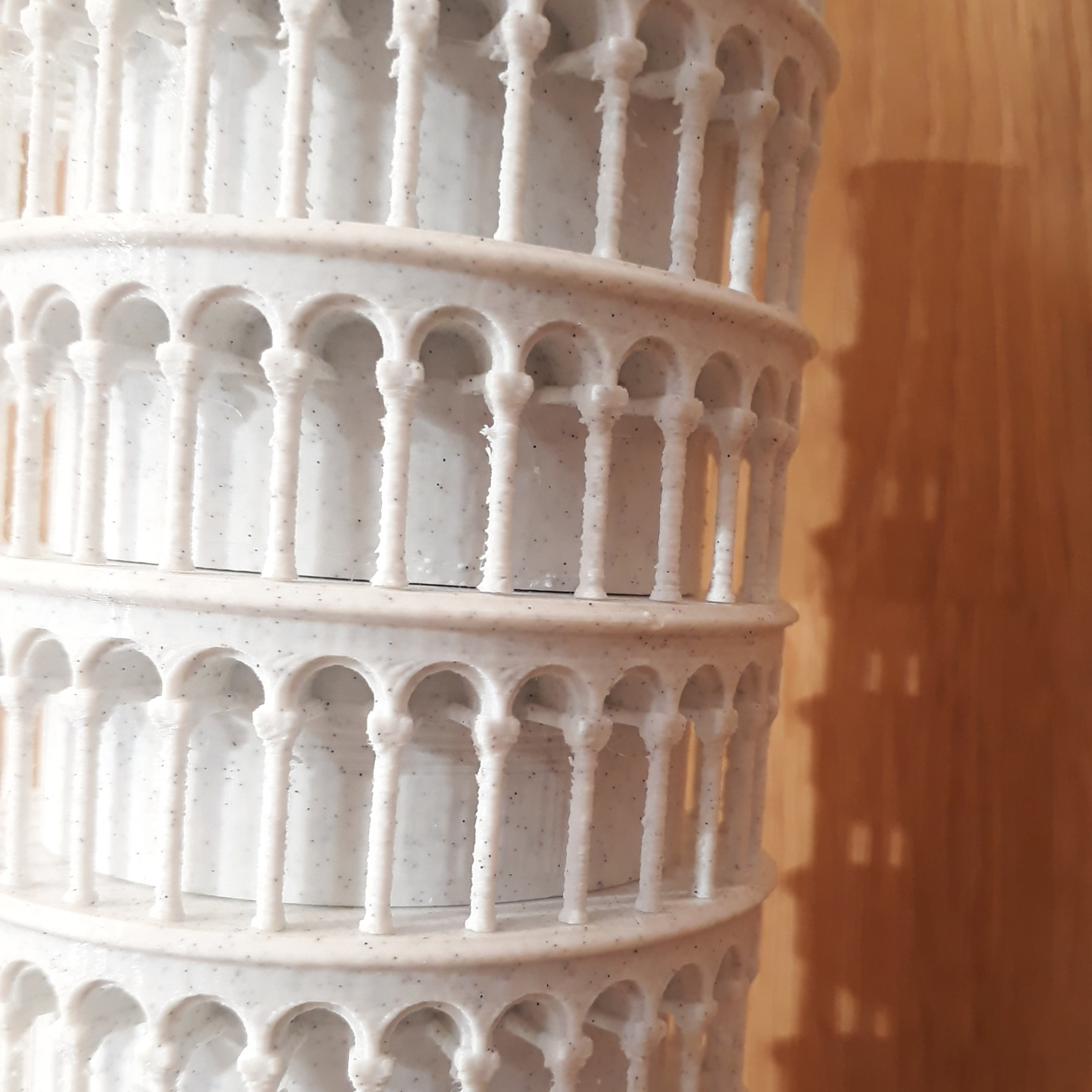 20200212_104057.jpg Download STL file Leaning Tower of Pisa • 3D printing object, Chrisibub