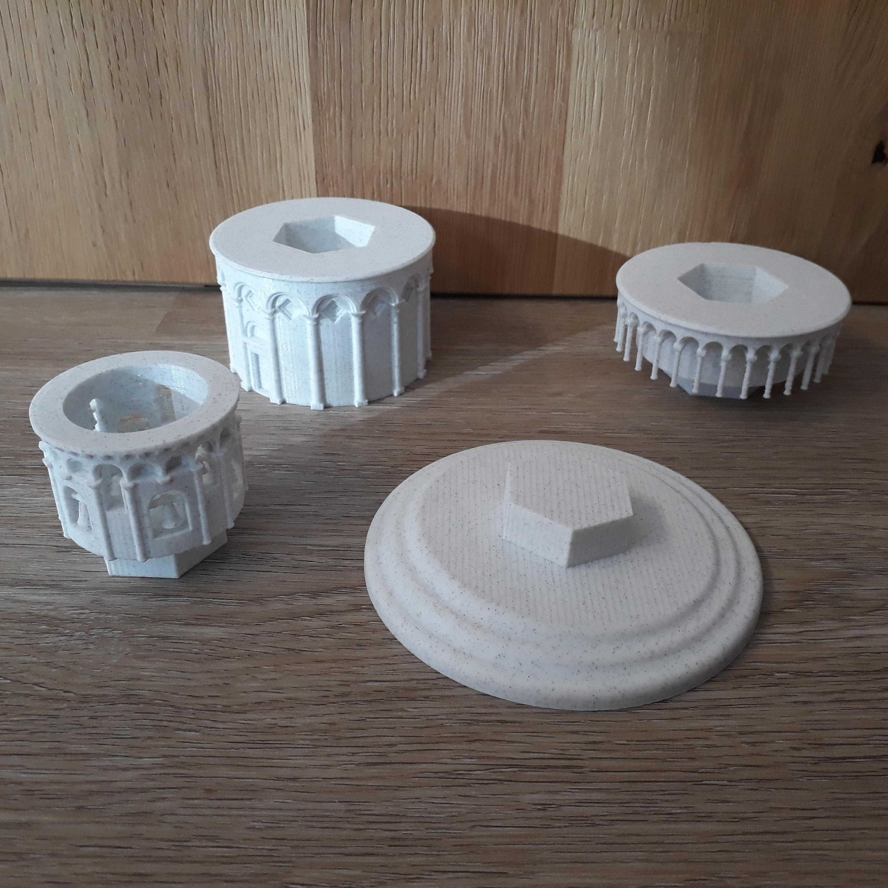 20200212_104110.jpg Download STL file Leaning Tower of Pisa • 3D printing object, Chrisibub