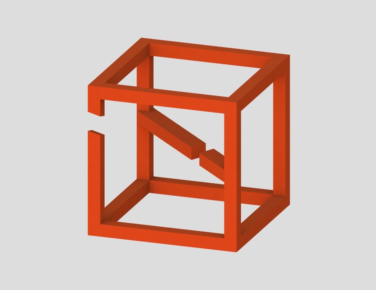 Capture d'écran 2017-04-12 à 14.48.38.png Télécharger fichier STL gratuit Impossible Cube 3 • Plan pour imprimante 3D, Chrisibub