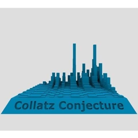 a0fc916907bb83a906f2bba525d82404_preview_featured.jpg Télécharger fichier STL gratuit Tours Collatz Conjecture • Plan pour impression 3D, Chrisibub