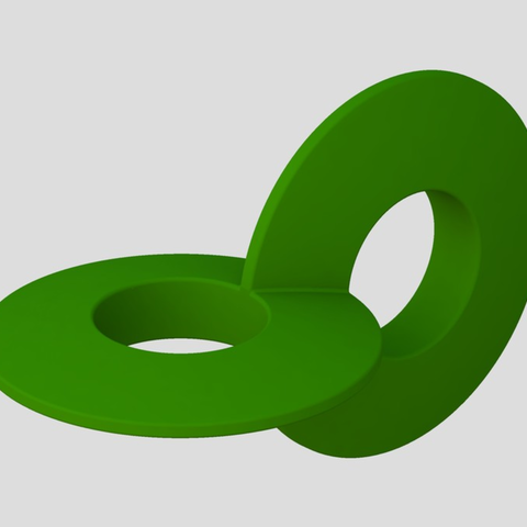Descargar archivos 3D gratis Rodillo de dos círculos 4, Chrisibub