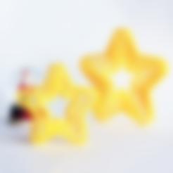 Télécharger fichier 3D gratuit Étoile Gyro, akira3dp0