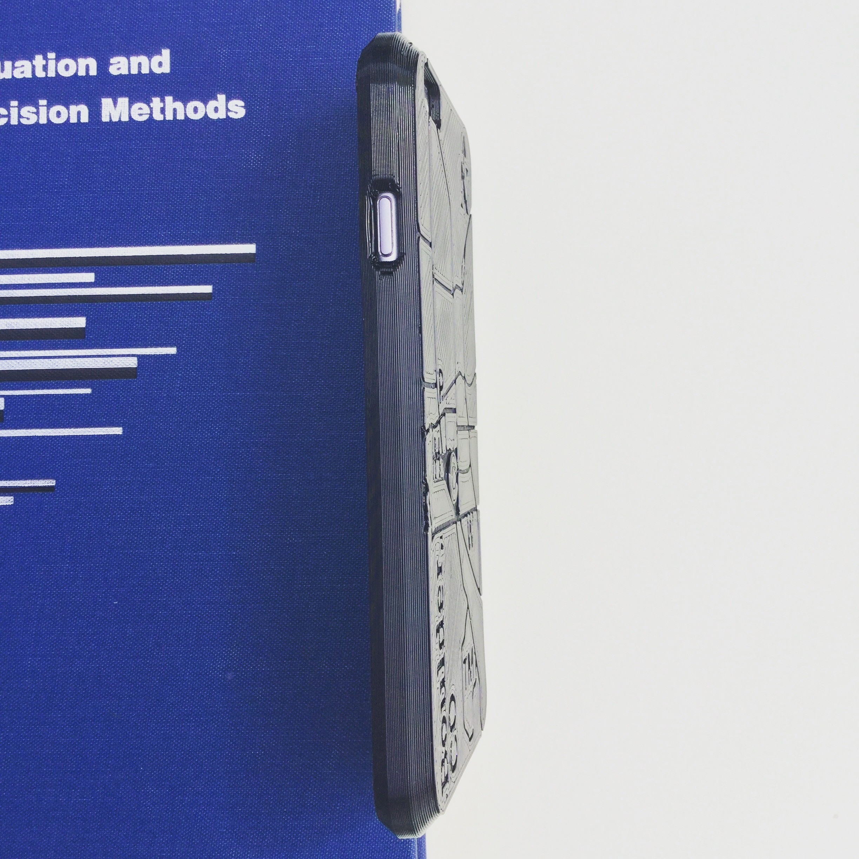 IMG_0677.JPG Download free STL file Map Phone Case - Boulder, CO • Model to 3D print, BryanTheLion