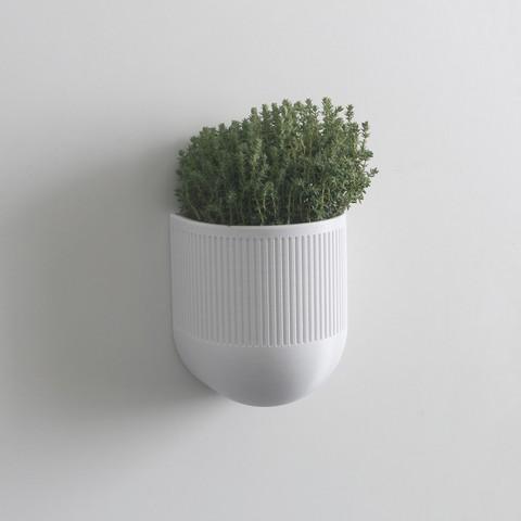 Imprimir en 3D gratis 3D printed smart planter, filamentsdirectory