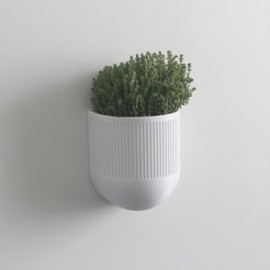 Free 3D printer model 3D printed smart planter, filamentsdirectory