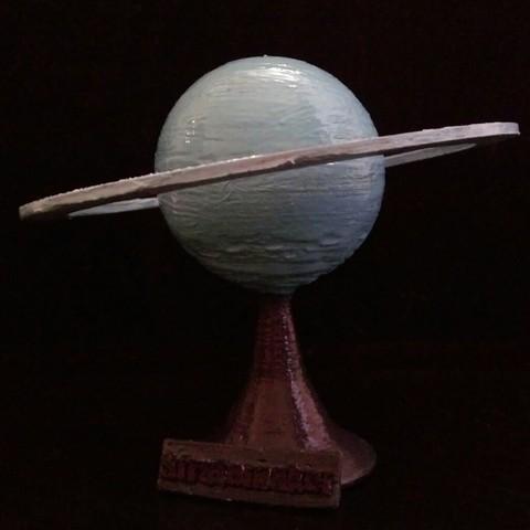 Télécharger fichier STL gratuit Stratomaker -Uranus, Juli3n