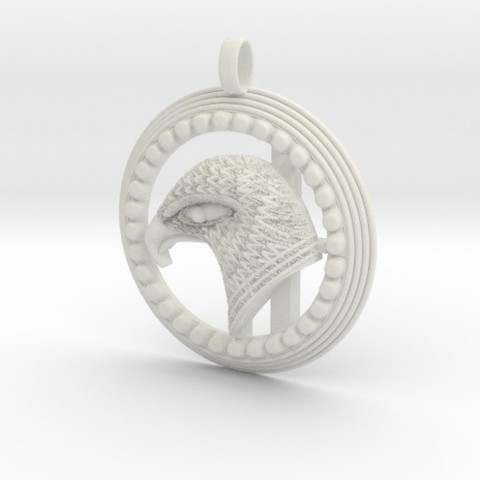 Thunder Bird 03 Plastic.jpg Download STL file The Thunder Bird. • Template to 3D print, Cadiaan