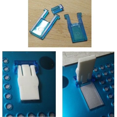 "Download free STL file MacBook Pro Shelf Support 15 "" • 3D printing template, LAFABRIK3D"