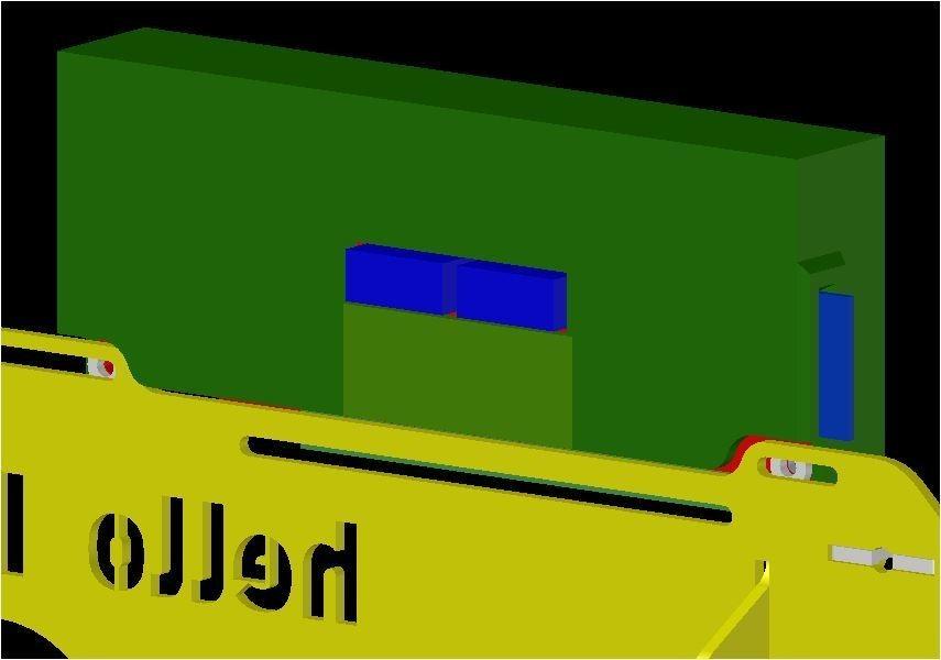 Box Lcd Ramp1-4 sur Hello Bee Prusa - P2.JPG Download free STL file Box Lcd Ramp 1.4 - Hello Bee Prusa and Other Models • 3D printable design, LAFABRIK3D