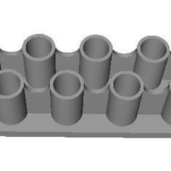 Download free 3D printer templates Storage Batteries AAA, LAFABRIK3D
