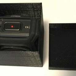 keymission360_box.JPG Télécharger fichier STL gratuit Boîte de stockage KeyMission 360 • Plan pour imprimante 3D, stereoxfr