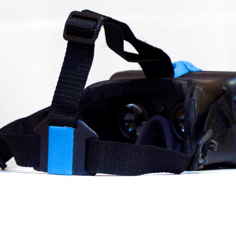 Download STL file YAL Virtual Reality Headset • 3D printer model, YAL