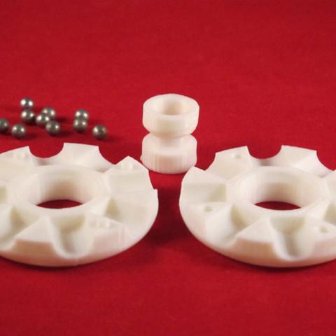 2.jpg Download free STL file Tinkeriffic BB Bearing • 3D printer design, Zheng3