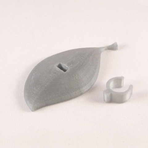 Free 3d print files Nissan Leaf Charging Cable Clip, Zheng3