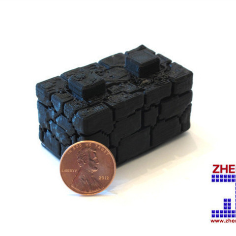 bloxen_cobblestone_display_large_preview_featured.jpg Download free STL file Seej Bloxen, Cobblestone • 3D printer template, Zheng3
