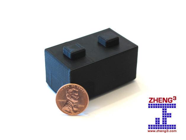 1.jpg Download free STL file Seej Bloxen, Basic • 3D printing object, Zheng3