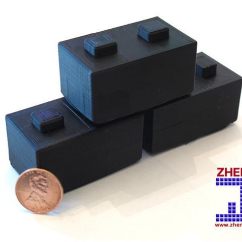 2.jpg Download free STL file Seej Bloxen, Basic • 3D printing object, Zheng3