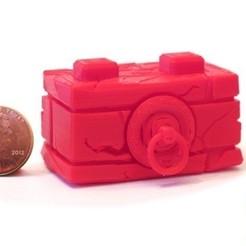 Télécharger plan imprimante 3D gatuit Seej Cryptstone Bloxen, Oubliette, Oubliette, Zheng3