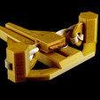 Download free 3D printing designs Zheng3 Short Stock Penny Ballista, Zheng3