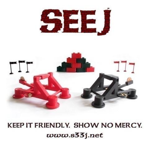 seej_square.jpg Télécharger fichier STL gratuit Seej Kit de Démarrage • Design à imprimer en 3D, Zheng3