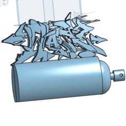 Descargar archivos STL Bomba de grafito, july94