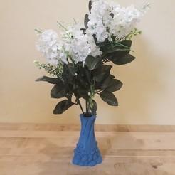 Archivos STL Canto Rodado Decorativo Vaze, Zuk