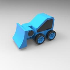 3.jpg Télécharger fichier STL ROUTIERS 3 (Bulldozer) • Design pour impression 3D, alexsaha