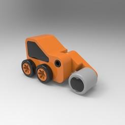1.jpg Télécharger fichier STL ROADMAKERS 2 (Compacteur) • Objet à imprimer en 3D, alexsaha