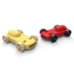 untitled.6.jpg Download STL file Racing car toys • 3D printable template, alexsaha